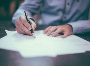 Почему бизнес-партнерству нужно письменное соглашение