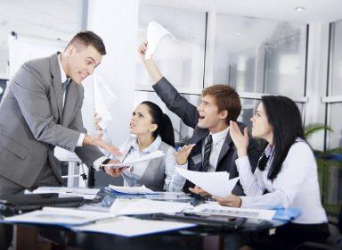 Как бороться с токсичностью внутри коллектива сотрудников