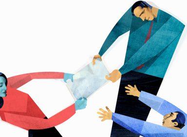 Лучший способ разрешения конфликтов в бизнес-партнерстве — использовать посредника