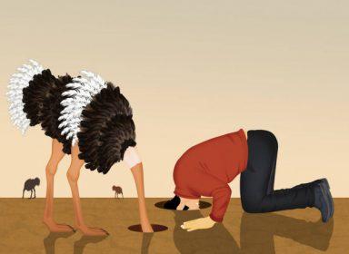 Эффекта страуса: как построить бизнес-стратегию, чтобы потом не прятать голову в песок