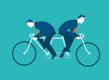 Когда бизнес-партнеры ссорятся
